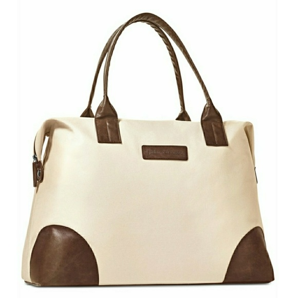 a47bb83a9ecd 🆕John Varvatos Weekender Travel Bag. NWT
